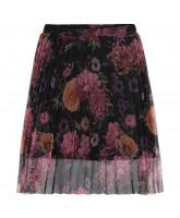 Sevilay mesh skirt