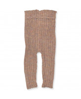 Alpaca rib leggings