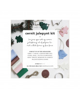 Cernit christmas decorations DIY kit