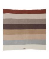 Iris baby blanket