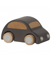 Wooden car - antracite