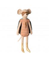 Maxi superhero mouse - girl