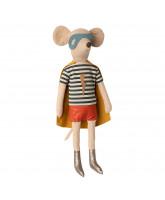 Maxi superhero mouse - boy