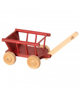 Red wagon - micro