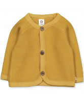 Organic wool fleece jacket