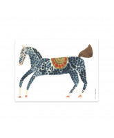 Wall decoration Pelle Pony