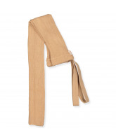 Footless tights with braces