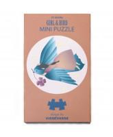Game Girl & Bird Mini