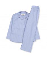 Organic Shirt Stripe pyjamas