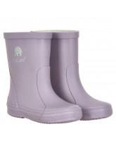 Purple wellies