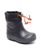 Blue thermo boots