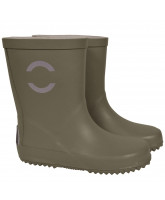 Dusty olivewellies