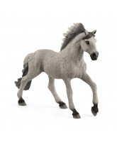 Figure Sorraia Mustang Stallion