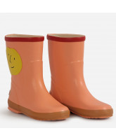 Wellies Yellow Faces