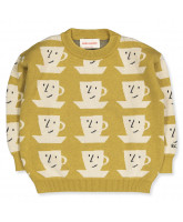 LS T-shirt Cup Of Tea All Over